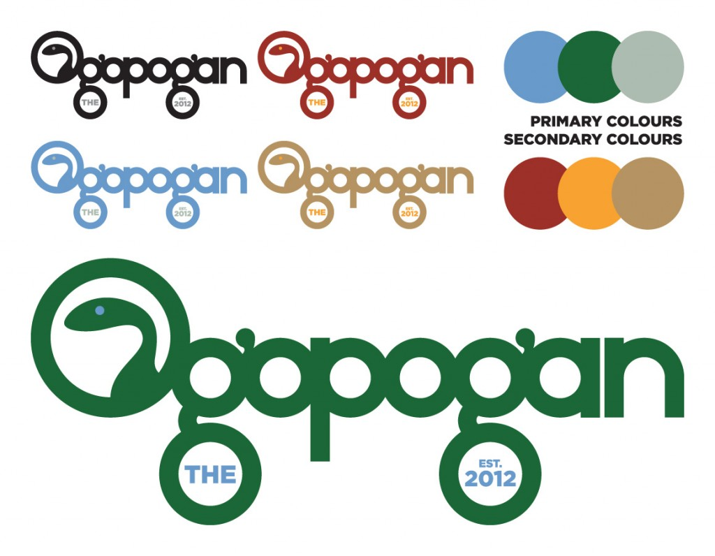 The Ogopogan – Logo