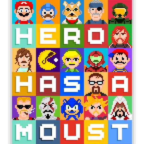 2014 Movember Poster