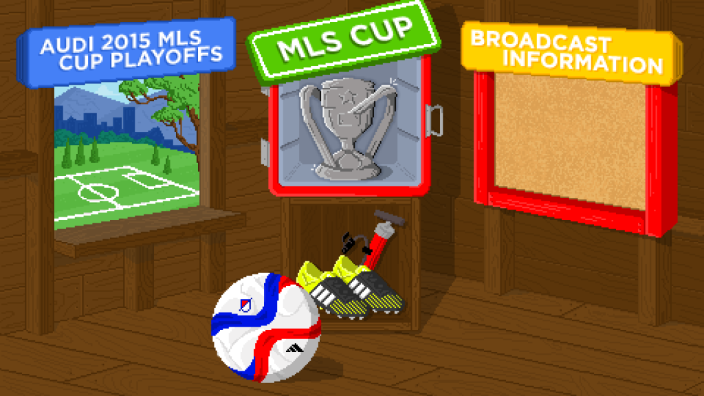 MLS Backyard Soccer Promo