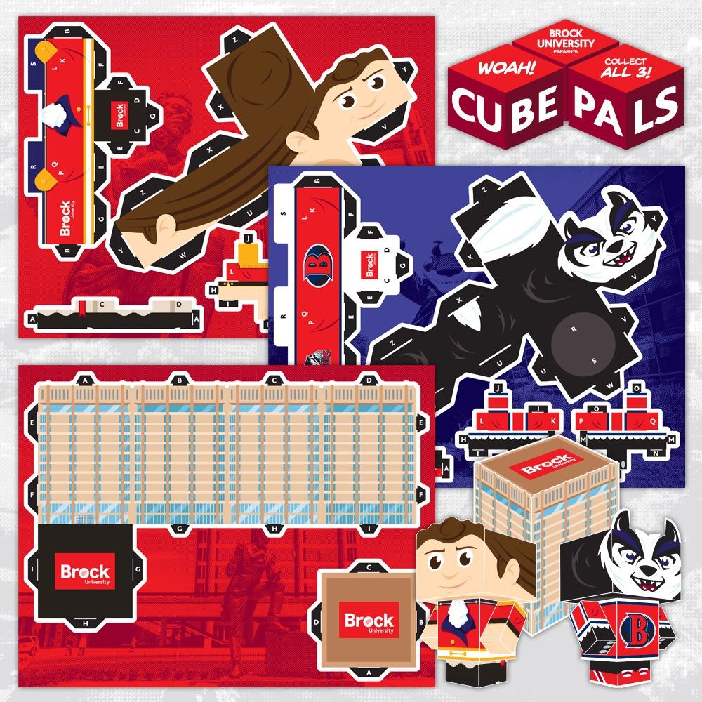 Brock University Cube Pals