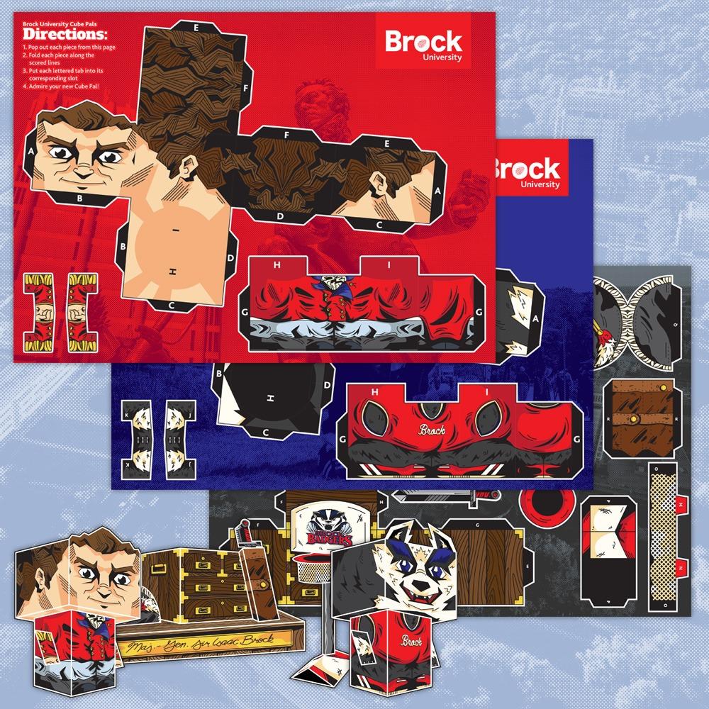 2017 Brock University Cube Pals