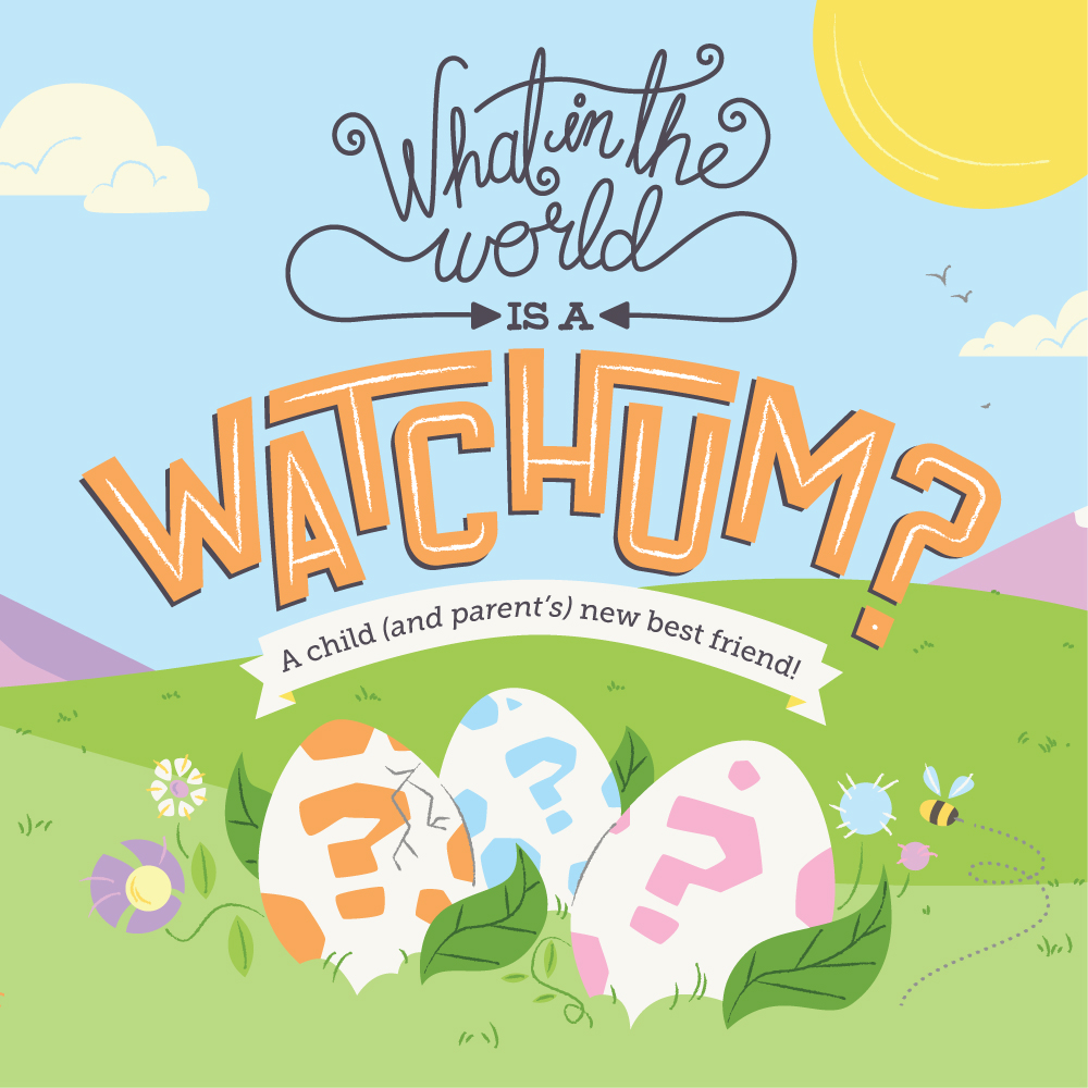 Watchums Book & Kickstarter