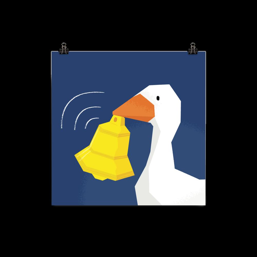 Ringing Goose Honk