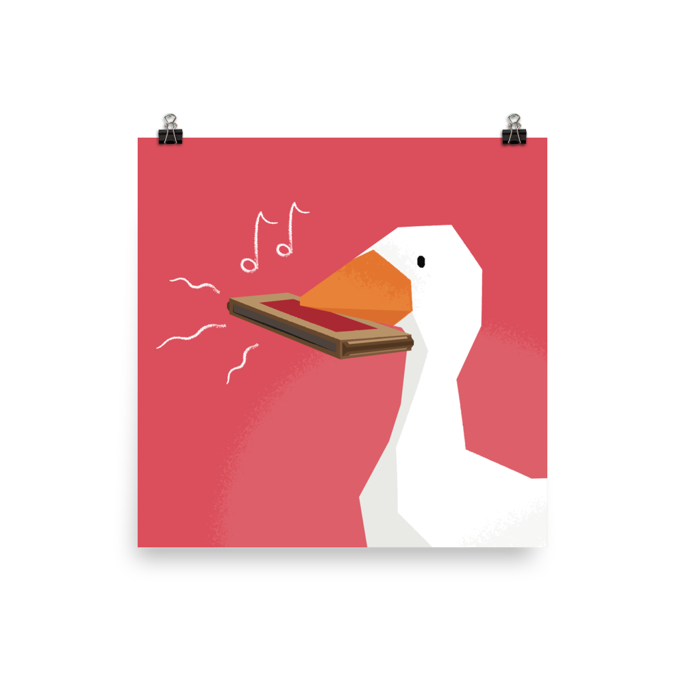 Musical Goose Honk