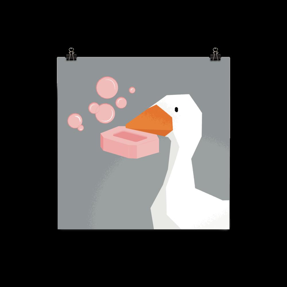 Sudsy Goose Honk