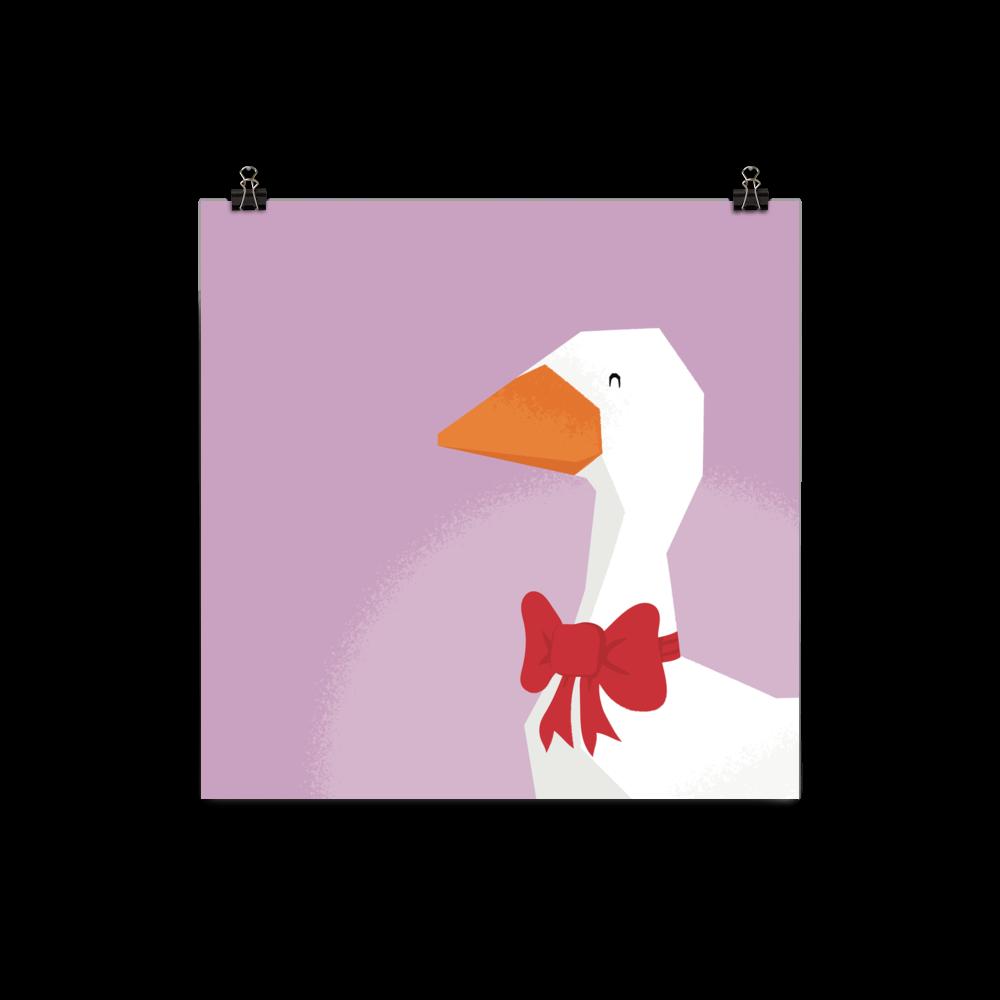 Gorgeous Goose