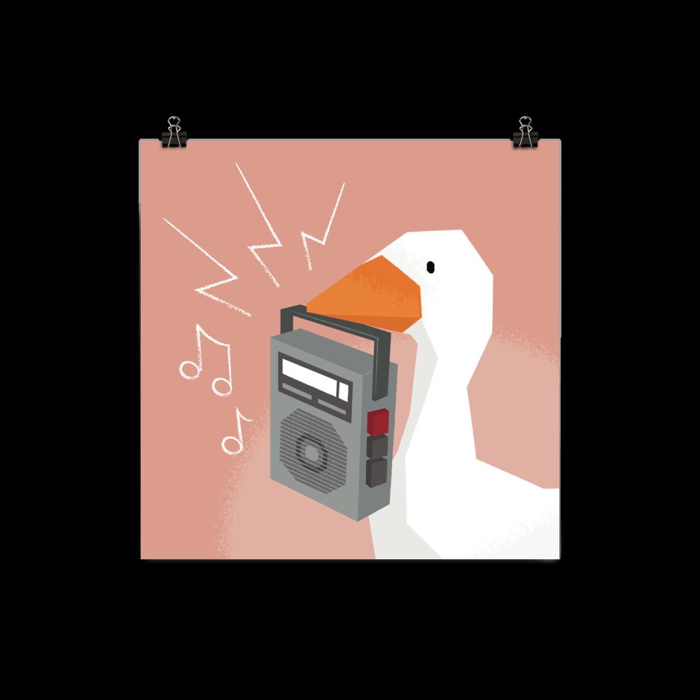 DJ Goose Honk