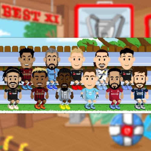 2019 MLS Best XI