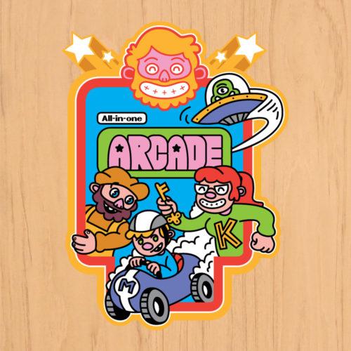 Arcade Graphics
