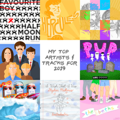 Top Music for 2019