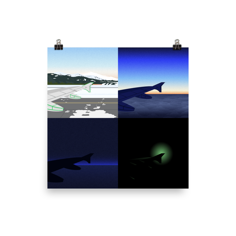 Flight: Quadriptych